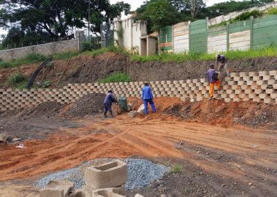 Natal Asphalt & Retaining Walls in Durban